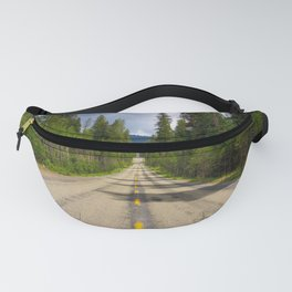 McKinley Grove Road, Sierra National Forest, California Fanny Pack