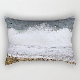 Beautiful North Shore of Long Island  Rectangular Pillow