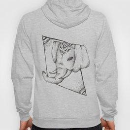 Simple Elephant Hoody