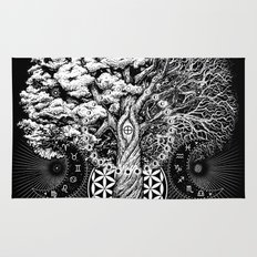 The Tree of Life Rug