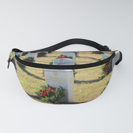 Remembrance Wreaths Fanny Pack
