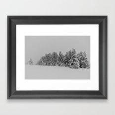 Time Frozen IV Framed Art Print