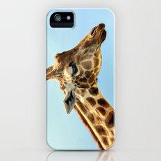 Jeffery the Giraffe Slim Case iPhone (5, 5s)
