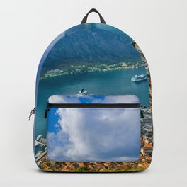 The Bay of Kotor Backpack