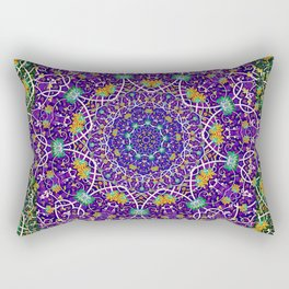 Mughal Dream Rectangular Pillow