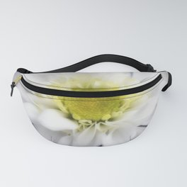 Flower | Flowers | Daisy with Yellow Centre Fanny Pack