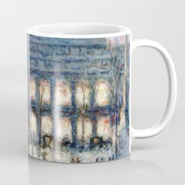 View of the Theâtre du Châtelet by Maximilian Luce Coffee Mug