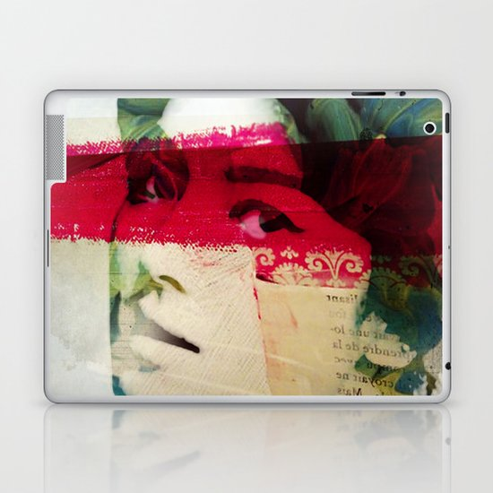 Saigon Sally Laptop & iPad Skin
