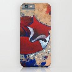 Sleeping Fox Slim Case iPhone 6s