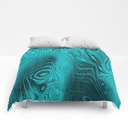 Whirlpool Waters Comforters