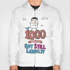 1000 Friends Hoody
