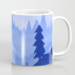 Cold Winter Day Coffee Mug