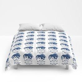 Behemoth Final Fantasy Comforters
