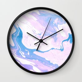 Nebularity Wall Clock