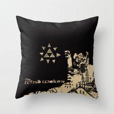 Wind Waker Throw Pillow
