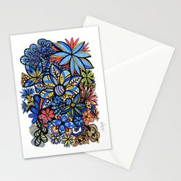 Talavera Bouquet Stationery Cards