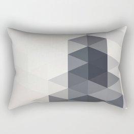 Modern Totem 03. Rectangular Pillow