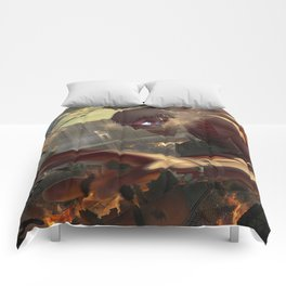 Attack On Titan Comforters
