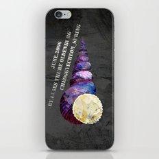SPRING_Claes Thure Oldenburg iPhone & iPod Skin