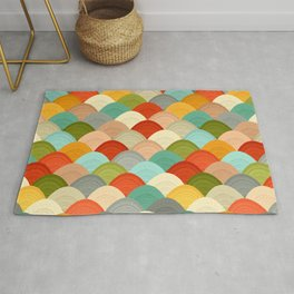 yarn hill dollops Rug