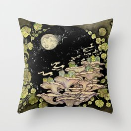 Village Throw Pillow