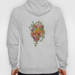 FLORAL // LIFE OF FLOWERS Hoody