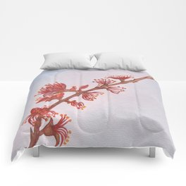 Almond Branch Comforters