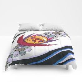 Bubble Sword Comforters