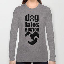 DogTales Boston Extended Logo Long Sleeve T-shirt