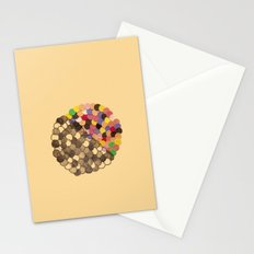 Parallel Pigmentation Stationery Cards