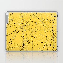 Dazed + Confused [Yellow] Laptop & iPad Skin