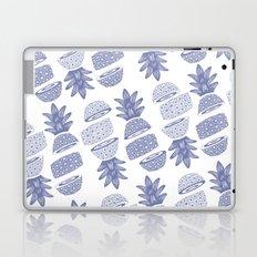 Pineapples (Light/Sliced) Laptop & iPad Skin