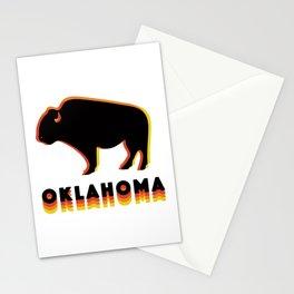 Retro Buffalo Stationery Cards