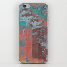 Peeling Pastel iPhone & iPod Skin