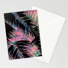 Maui Palm {Black A} Stationery Cards