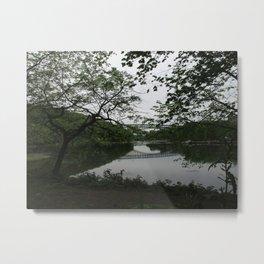 Inwood Hill Park, New York 2 Metal Print