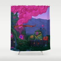 Smokehouse Shower Curtain