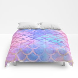 Mystical Mermaid II Comforters