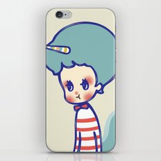 why are you angry? iPhone & iPod Skin