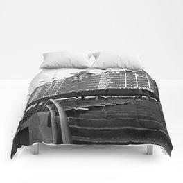 Wrigley Field Comforters