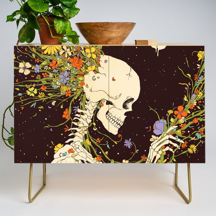 I Thought of the Life that Could Have Been Credenza