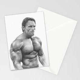 Arnold Schwarzenegger Stationery Cards