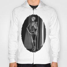The Skeleton by the Printer Hoody
