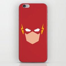 Flash Superhero iPhone & iPod Skin