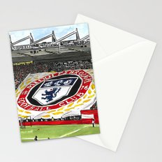 THE BOYS END Stationery Cards