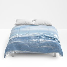 Mountain rescue station Comforters