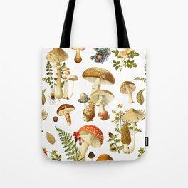 Mushroom Dreams Tote Bag