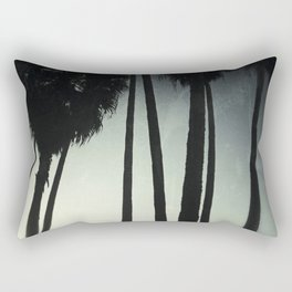 Palm Trees Rectangular Pillow