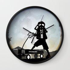 McFly Kid Wall Clock