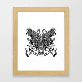 Pineal Death  Framed Art Print